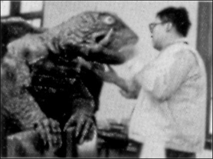 ガメラ  - head check (( 1965 ?! )) [[ Src. Unconfirmed ]]