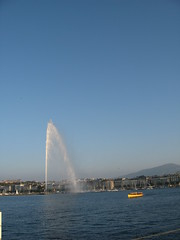 Geneve Fountain