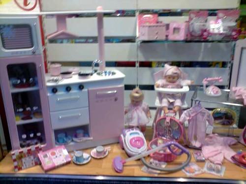 Nenes massa de rosa