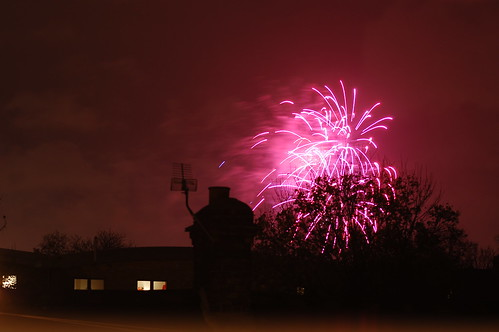 Blackheath Fireworks - 1