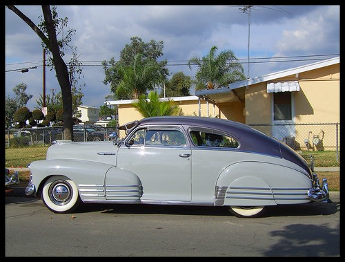 Heavy 1948 Chevy Fleetline Aerosedan by Sophia Bella