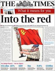 Pol�ticos y n�meros rojos