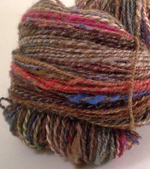 Natalie's Scarf - at skein's end
