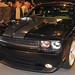 2009 Dodge Challenger Black