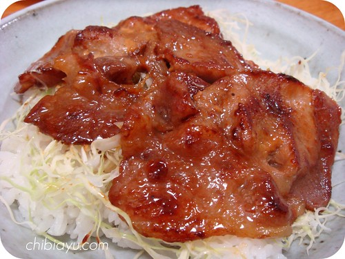十勝名物 豚丼1
