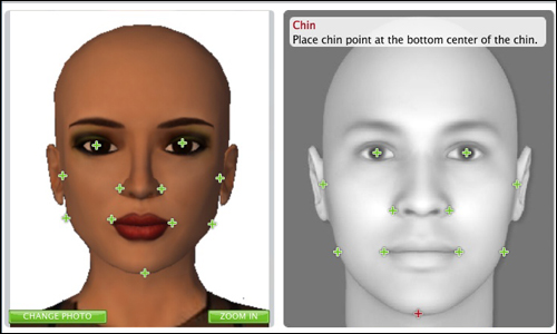 twinity face