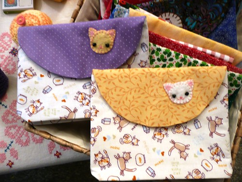 Kitty Pouches