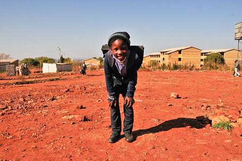 Soweto School Portrait - 16