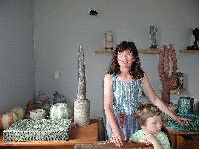 Artists Christine