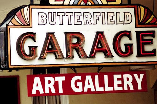 Butterfield Garage