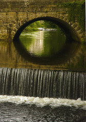 The river, Tavistock, Devon, UK (Ben124.) Tags: water river devon tavistock