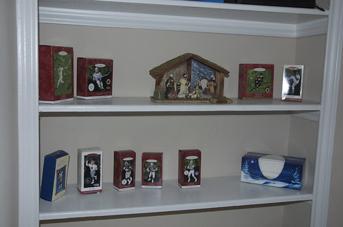 Christmas Shelf