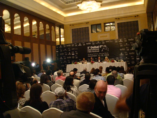 Oliver Stone and Jeffrey Wright Press Conference 2
