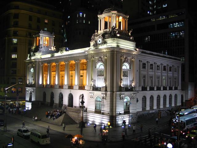 Palácio Pedro Ernesto - Câmara de Vereadores do Rio de Janeiro