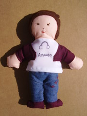 Amango (**Taller Muy Freak**) Tags: girls boys colors children toys doll nios colores kindergarten ragdolls trapo muecos fabrics telas clothdolls