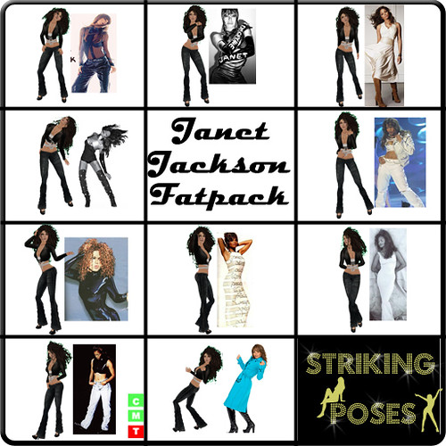 Janet Jackson Fatpack