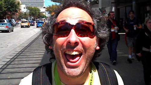 Schlomo Rabinowitz Laughing