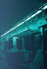 Horror Train (Sophie.K.C) Tags: kodak ultramax holga135 20090103