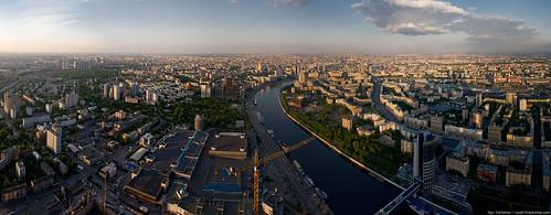 Moscow Panarama