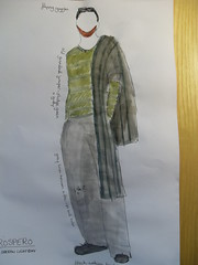 Prospero (HollyMHodgart) Tags: design costume drawings thetempest rsamd