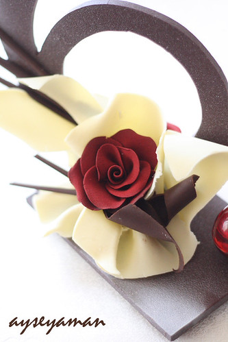 Modeling Chocolate Rose