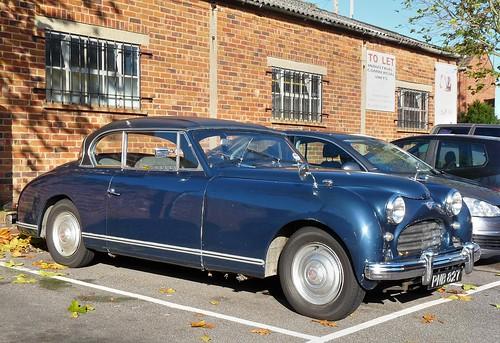 Jensen Interceptor 4 litre 1954