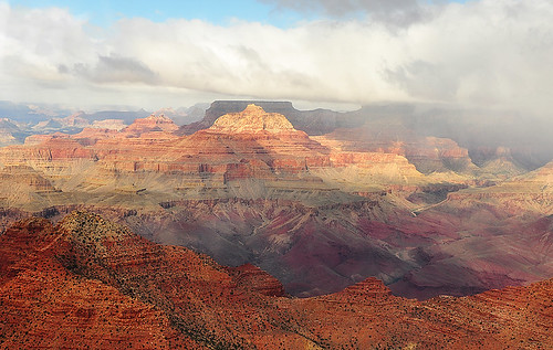 Good morning, Grand Canyon