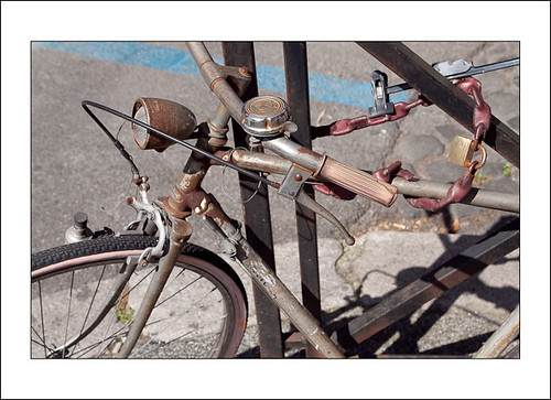 fiets by hans van egdom
