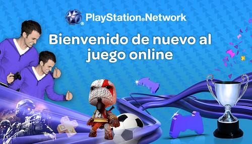 PSN_Welcome_Back_online_gaming_forum_banner_ES