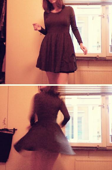 New dress from Monki