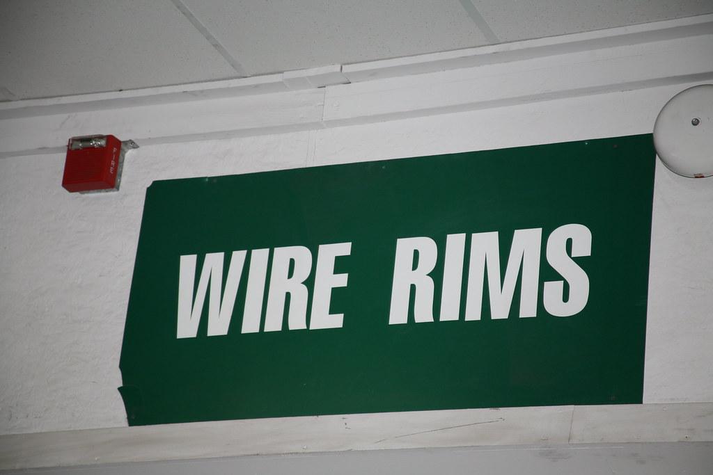 Wire Rims