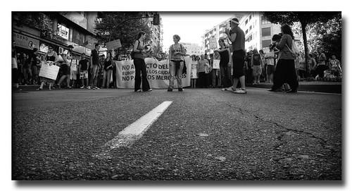 Manifestación 19-J (11) by Andrés Ñíguez