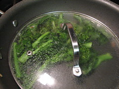 How to Make the Perfect Broccoli di Rape - Step 3