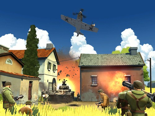 Battlefield Heroes Screen 2