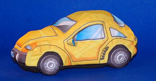 Transformer Bumblebee peluche rauto