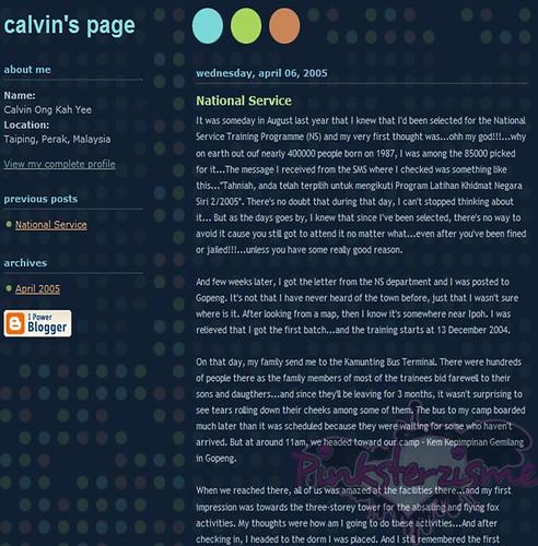 calvinsblog