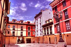 Plaza de El Fontán by marathoniano