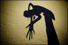STREGHE (Francesca Forquet) Tags: road portrait white selfportrait girl myself strada ombra ombre io cielo e horror autoritratto luci ritratto nero luce ragazza buio strega scuro streghe streat ragazze chiaro orribile cattivo megera contorto