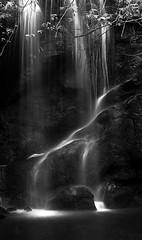 light descending (Ray Byrne) Tags: longexposure light blackandwhite bw water waterfall monotone northumberland northumbria linn routinlinn raybyrne routinlynn roughting roughtinglinn byrneoutcouk webnorthcouk