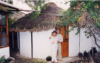 Ecuador-shama-village