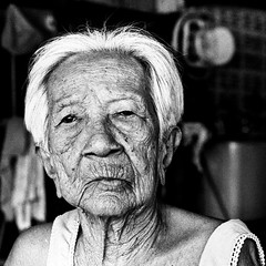 Older of two sisters - Bangkok