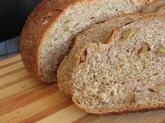 Pain aux Noix (Walnut Bread)