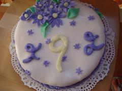 Torta anniversario 9 anni