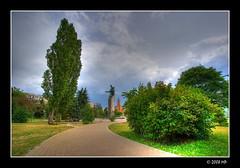 My Town (Mariusz Petelicki) Tags: town poland polska hdr miasto canonefs1022mm 3xp canon400d chrzanów mariuszpetelicki