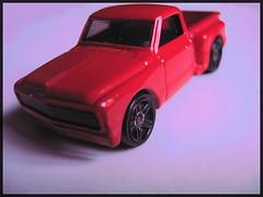 dinky 028 (Emran Ashraf) Tags: pakistan red closeup toy toycar dinky islamabad emran memorialpower