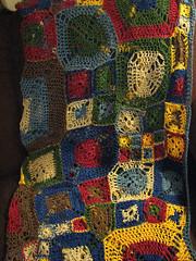 Crocheting Keesha Seasons Of Comfort Lapghan