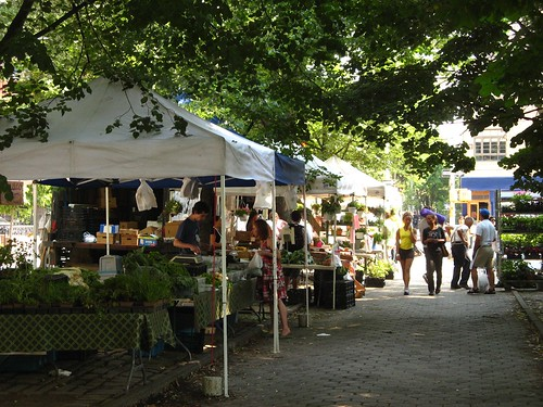 Ft. Greene Farmer's Market
