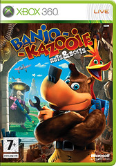 Banjo Kazooie Nuts & Bolts