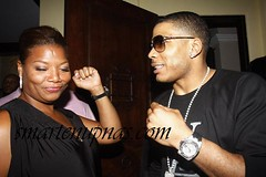 Queen Latifah & Nelly