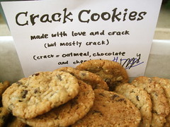 Crack cookies (magerleagues) Tags: sf cookies cnet crack interactive cbs cbsibakesaleaids08